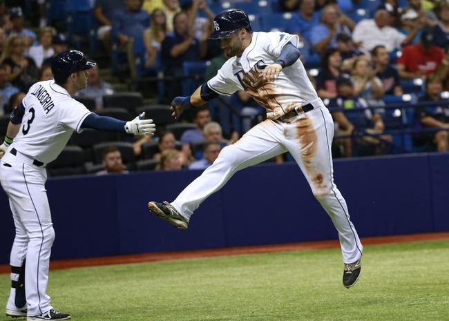 Tampa Bay Rays vs. Minnesota Twins - 8/27/15 MLB Pick, Odds, and Prediction