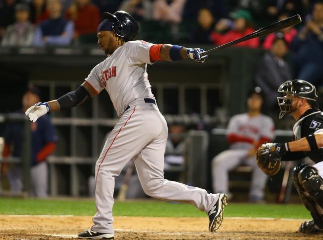 Red Sox at White Sox - 5/3/16 MLB Pick, Odds, and Prediction