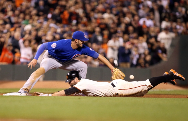 San Francisco Giants vs. Chicago Cubs - 8/27/15 MLB Pick, Odds, and Prediction