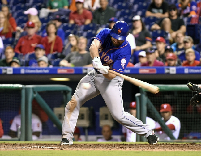 New York Mets vs. Philadelphia Phillies - 8/31/15 MLB Pick, Odds, and Prediction