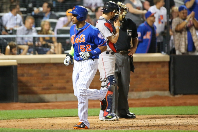 Mets vs. Red Sox - 8/29/15 MLB Pick, Odds, and Prediction