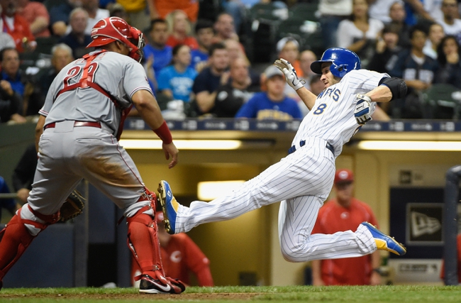 Cincinnati Reds vs. Milwaukee Brewers Game 2- 9/5/15 MLB Pick, Odds, and Prediction
