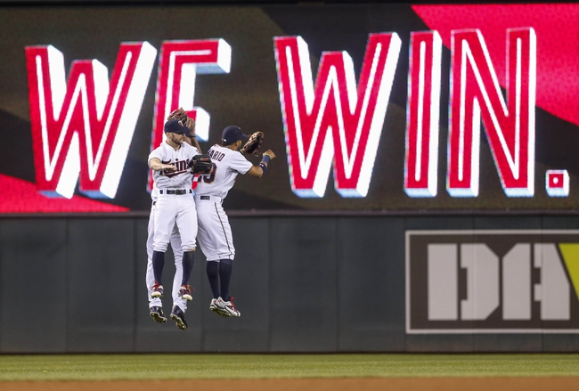 Twins vs. Astros - 8/29/15 MLB Pick, Odds, and Prediction