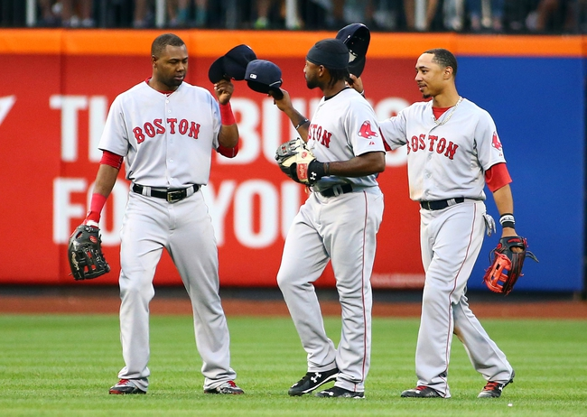 Mets vs. Red Sox - 8/30/15 MLB Pick, Odds, and Prediction