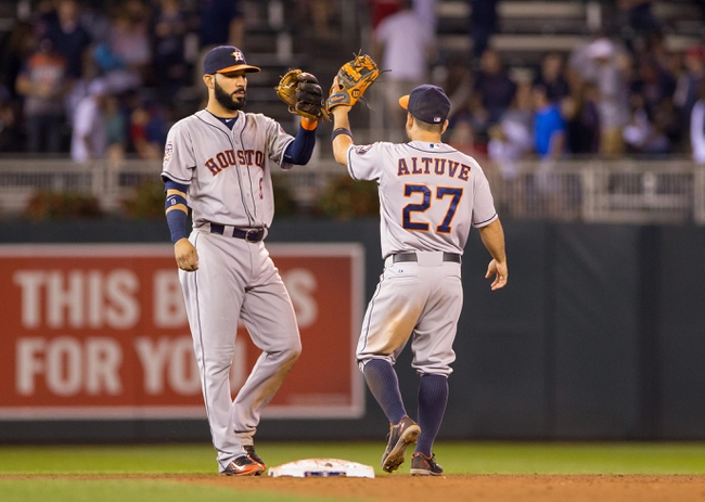 Minnesota Twins vs. Houston Astros - 8/30/15 MLB Pick, Odds, and Prediction