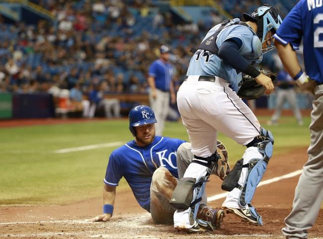 Kansas City Royals vs. Tampa Bay Rays - 5/30/16 MLB Pick, Odds, and Prediction