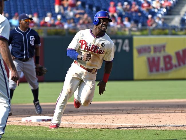 Phillies vs. Padres - 4/11/16 MLB Pick, Odds, and Prediction