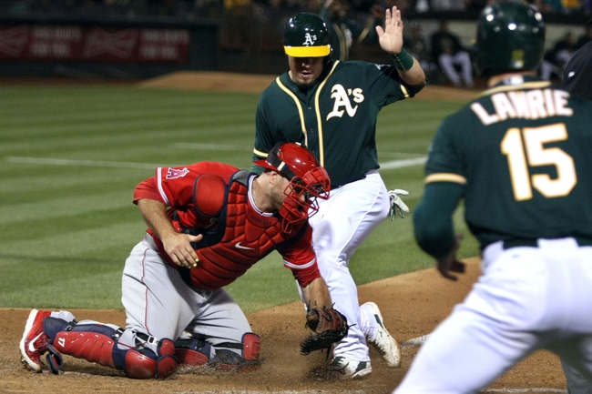 Oakland Athletics vs. Los Angeles Angels - 9/1/15 MLB Pick, Odds, and Prediction