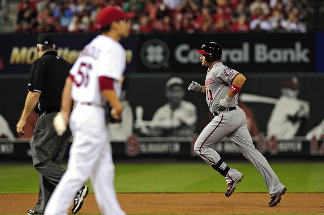 Cardinals vs. Nationals - 9/2/15 MLB Pick, Odds, and Prediction