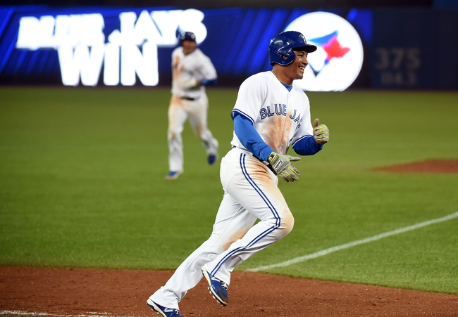 Toronto Blue Jays vs. Cleveland Indians - 9/2/15 MLB Pick, Odds, and Prediction