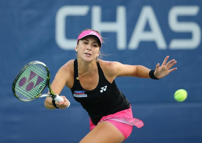 Belinda Bencic vs. Venus Williams 2015 US Open Pick, Odds, Prediction