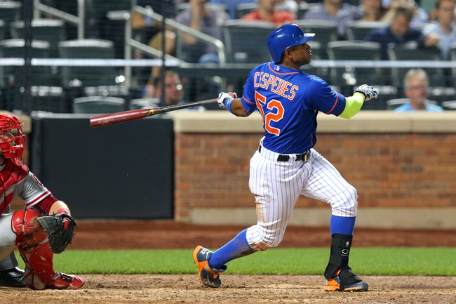 Philadelphia Phillies vs. New York Mets - 9/29/15 MLB Pick, Odds, and Prediction
