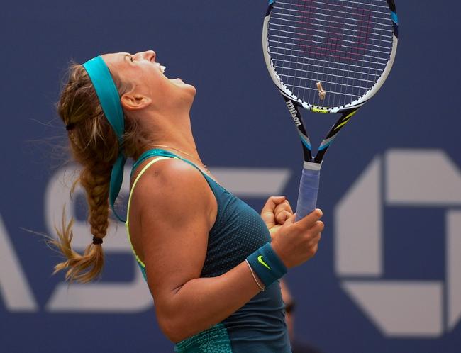 Victoria Azarenka vs. Angelique Kerber 2015 US Open Pick, Odds, Prediction