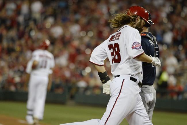 Nationals vs. Braves - 9/4/15 MLB Pick, Odds, and Prediction
