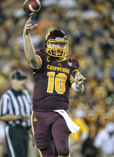 Akron vs. Central Michigan - 10/31/15 College Football Pick, Odds, and Prediction