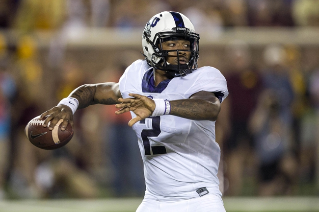 TCU vs. Stephen F. Austin - 9/12/15 College Football Pick, Odds, and Prediction