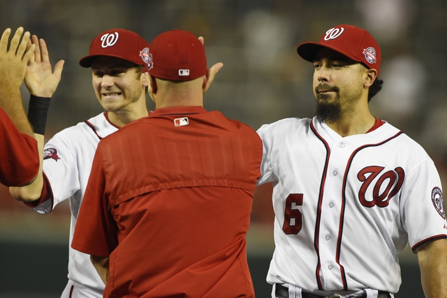 Nationals vs. Braves - 9/5/15 MLB Pick, Odds, and Prediction