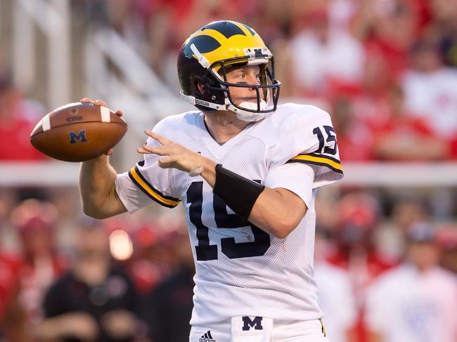 Oregon State vs. Michigan - 9/12/15 College Football Pick, Odds, and Prediction