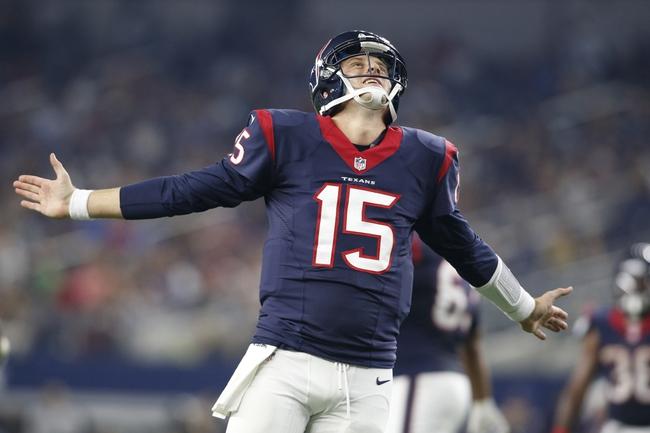 Houston Texans at Dallas Cowboys- 9/1/16 NFL Pick, Odds, and Prediction