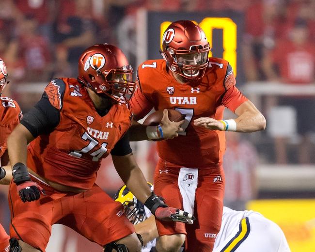 Utah State Aggies vs. Utah Utes - 9/11/15 College Football Pick, Odds, and Prediction