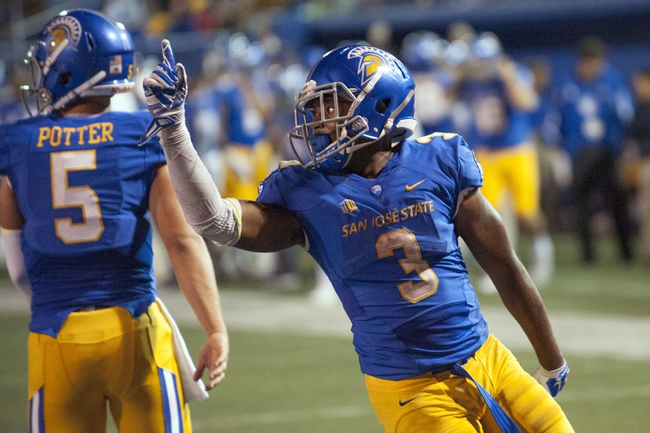 Air Force Falcons Vs. San Jose State Spartans - 9/12/15 College Football Pick, Odds, and Prediction