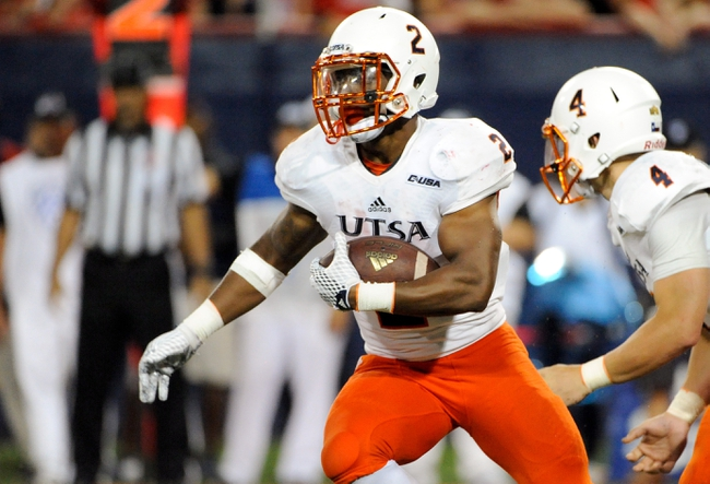 UTSA Roadrunners vs. Louisiana Tech Bulldogs - 10/10/15 College Football Pick, Odds, and Prediction