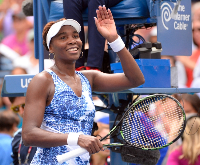 Venus Williams vs. Anett Kontaveit 2015 US Open Pick, Odds, Prediction