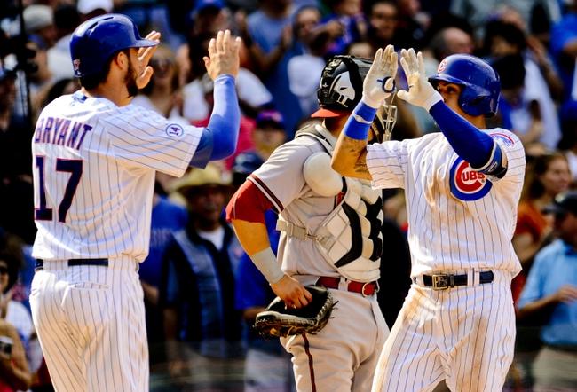 Cubs vs. Diamondbacks - 9/6/15 MLB Pick, Odds, and Prediction