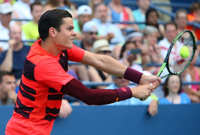 Gael Monfils vs. Milos Raonic 2016 Australian Open Quarterfinal Pick, Odds, Prediction