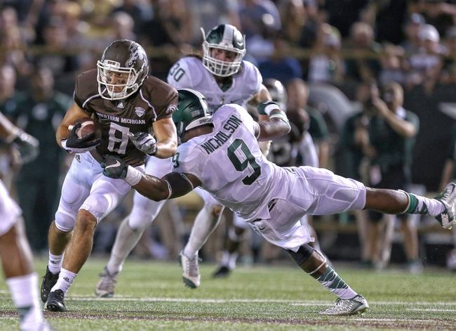 Ohio vs. Western Michigan - 10/17/15 College Football Pick, Odds, and Prediction