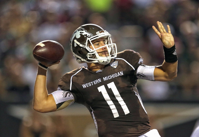 Ball State at Western Michigan - 11/5/15 College Football Pick, Odds, and Prediction