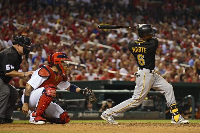Cardinals vs. Pirates - 9/5/15 MLB Pick, Odds, and Prediction