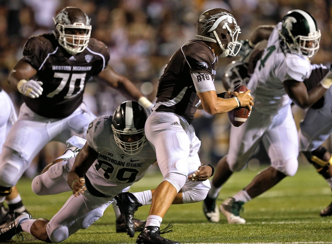 Georgia Southern Eagles Vs. Western Michigan Broncos - 9/12/15 College Football Pick, Odds, and Prediction