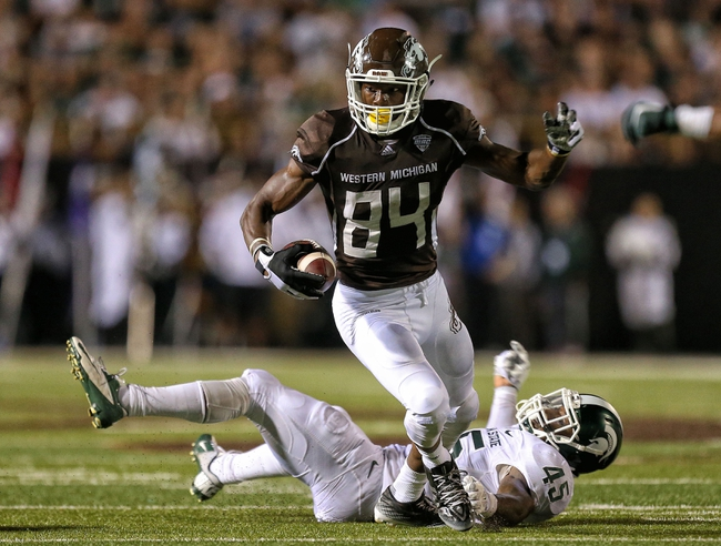 Western Michigan vs. Middle Tennessee - 12/24/15 College Football Bahamas Bowl Pick, Odds, and Prediction
