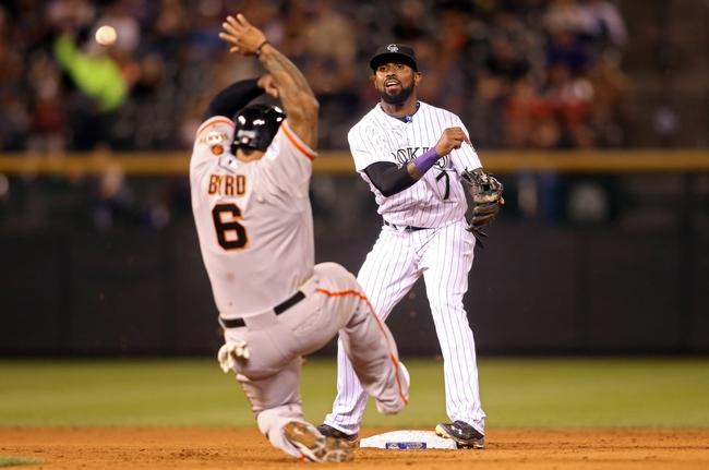 Colorado Rockies vs. San Francisco Giants - 9/5/15 MLB Pick, Odds, and Prediction