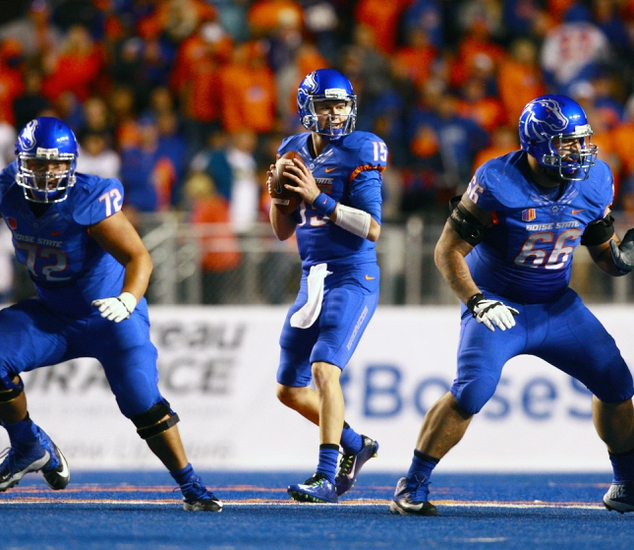 BYU vs. Boise State - 9/12/15 College Football Pick, Odds, and Prediction