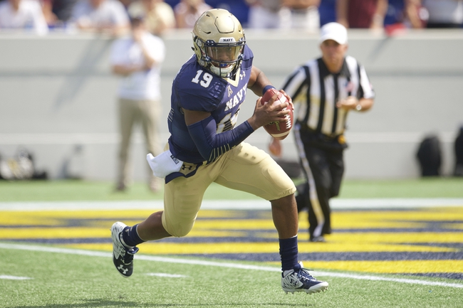 East Carolina Pirates vs. Navy Midshipmen - 9/19/15 College Football Pick, Odds, and Prediction