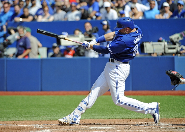 Blue Jays vs. Orioles - 9/6/15 MLB Pick, Odds, and Prediction