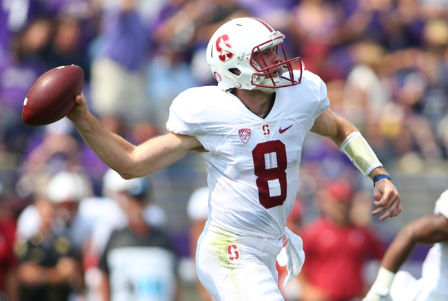 Stanford vs. Central Florida - 9/12/15 College Football Pick, Odds, and Prediction