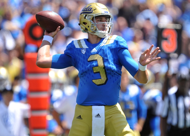 UNLV vs. UCLA  - 9/12/15 College Football Pick, Odds, and Prediction