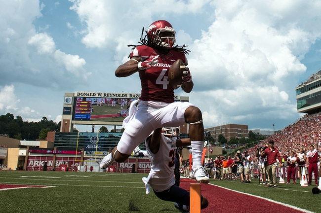 Arkansas vs. Louisiana Tech - 9/3/16 College Football Pick, Odds, and Prediction