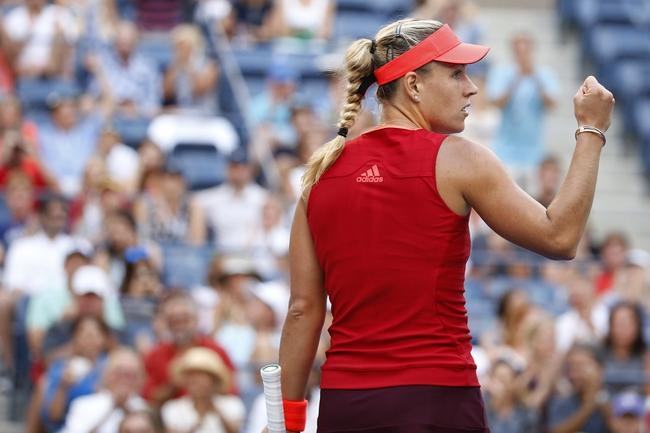 Angelique Kerber vs. Johanna Konta 2016 Australian Open Semifinal Pick, Odds, Prediction