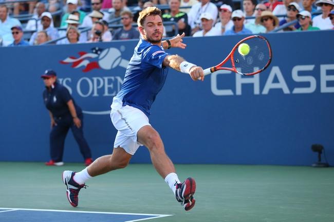 Stan Wawrinka vs. Donald Young 2015 US Open Pick, Odds, Prediction