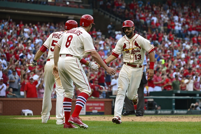 St. Louis Cardinals vs. Pittsburgh Pirates - 9/6/15 MLB Pick, Odds, and Prediction