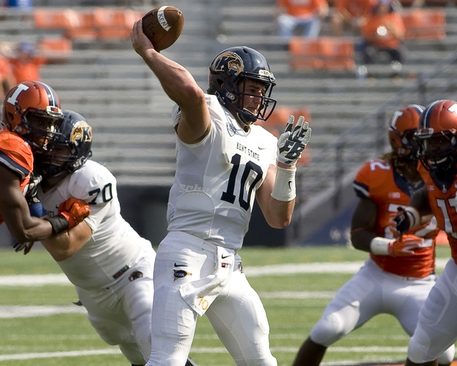 Kent State vs. Miami (Ohio) - 10/3/15 College Football Pick, Odds, and Prediction