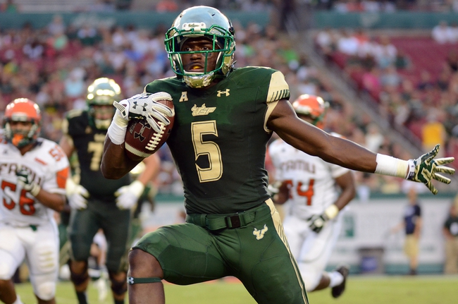 Connecticut vs. South Florida - 10/17/15 College Football Pick, Odds, and Prediction