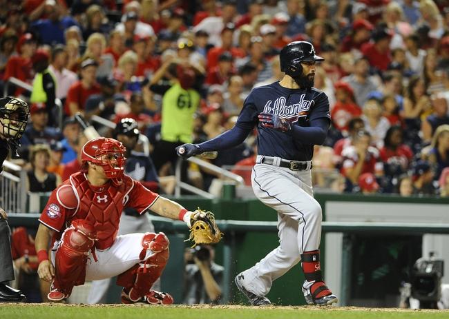 Nationals vs. Braves - 9/6/15 MLB Pick, Odds, and Prediction