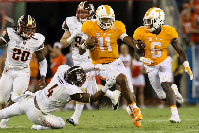 Tennessee vs. Arkansas - 10/3/15 College Football Pick, Odds, and Prediction