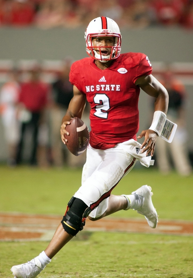 North Carolina State Wolfpack vs. Eastern Kentucky Colonels - 9/12/15 College Football Pick, Odds, and Prediction