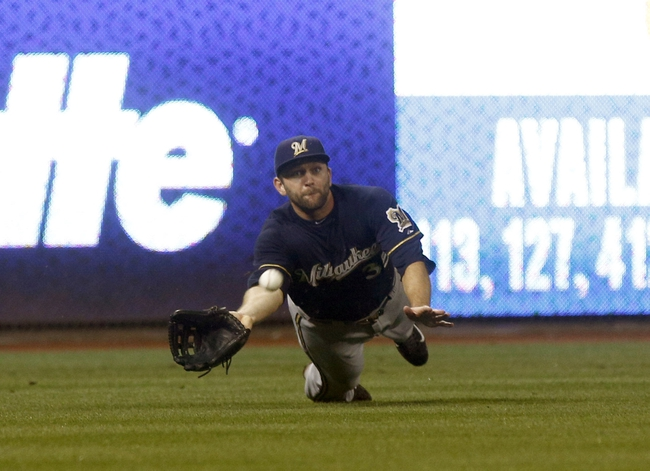 Cincinnati Reds vs. Milwaukee Brewers - 9/6/15 MLB Pick, Odds, and Prediction